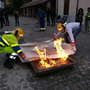 corso addetto antincendio aivvfc ottobre 2015