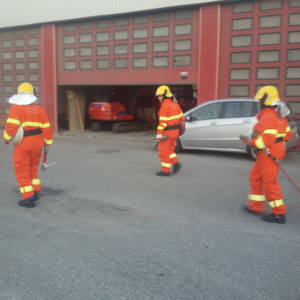 corso antincendio aivvfc distaccamento roma est